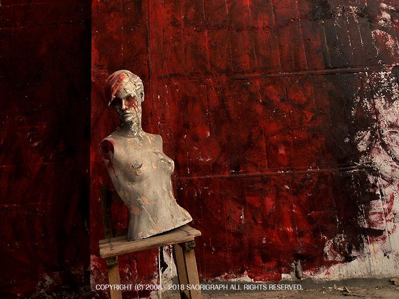 松尾鉱山 赤い部屋