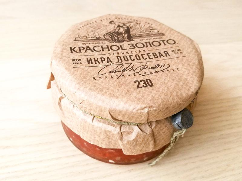 ロシア お土産 イクラ
