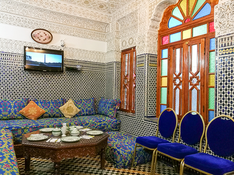 リヤド レ ジュリフィス Riad Les Chrifis Fes Morocco
