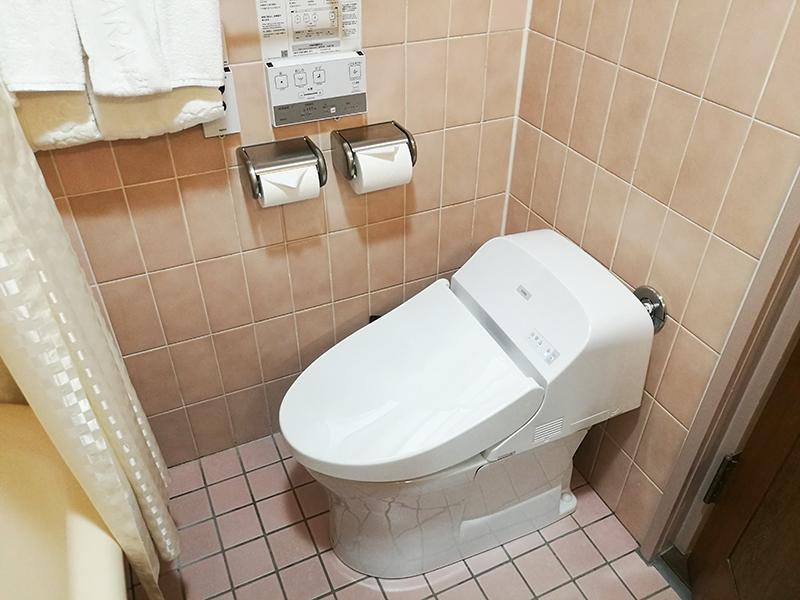 世界のトイレ 奈良ホテル 高浜虚子