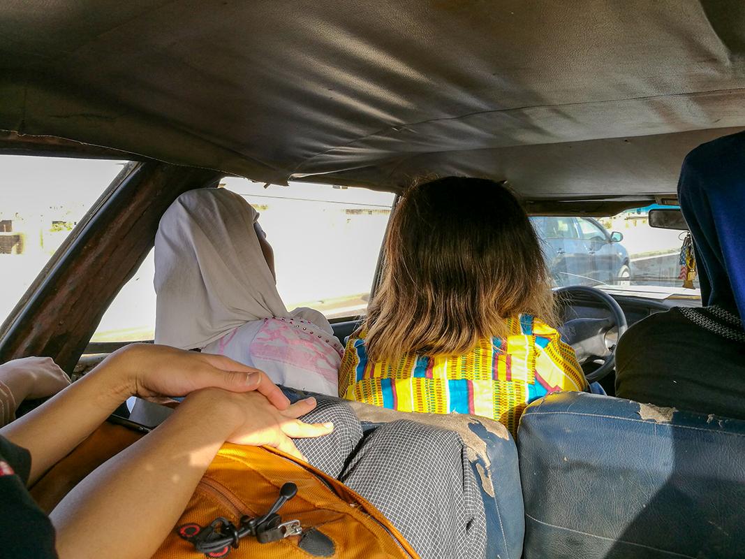 senegal fadiouth セネガル ファディユ島