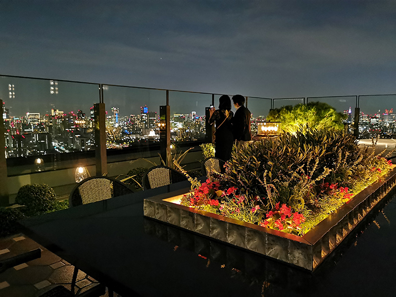 フォーシーズンズホテル東京大手町 PIGNETO ピニエート