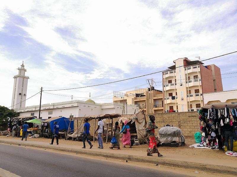セネガル 旅行
