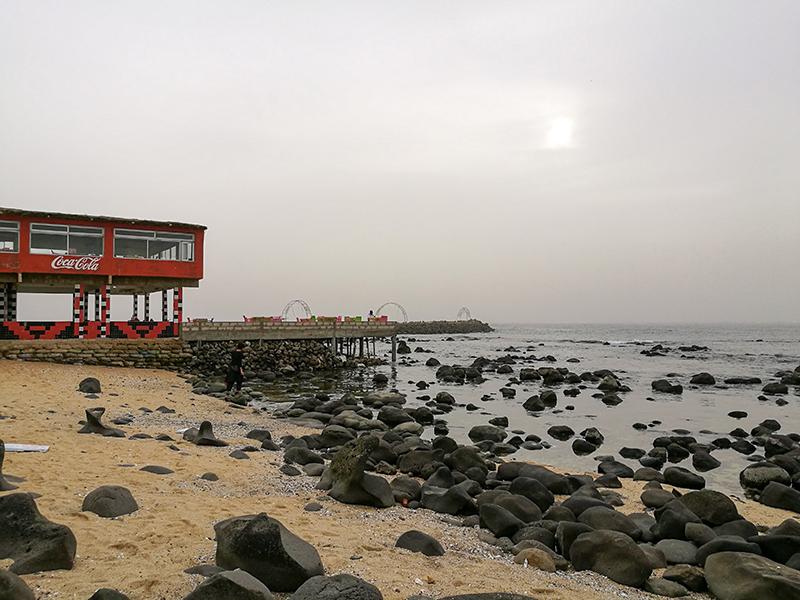 セネガル アフリカ最西端