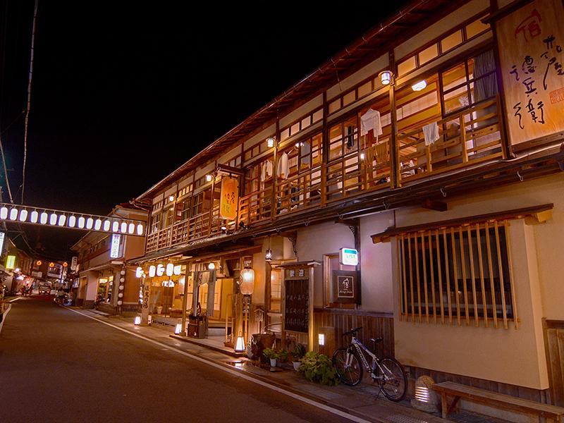 奈良県 洞川温泉