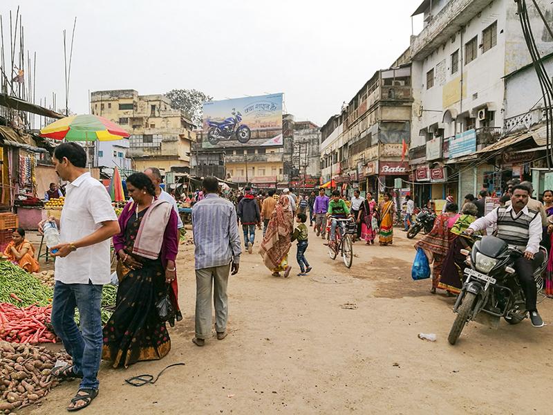インド 女ふたり旅 バラナシ ガンジス川