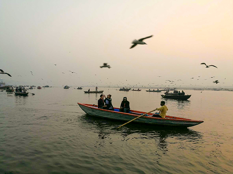 インド ガンジス川