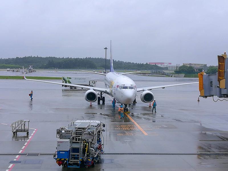 モンゴル旅行 MIATモンゴル航空